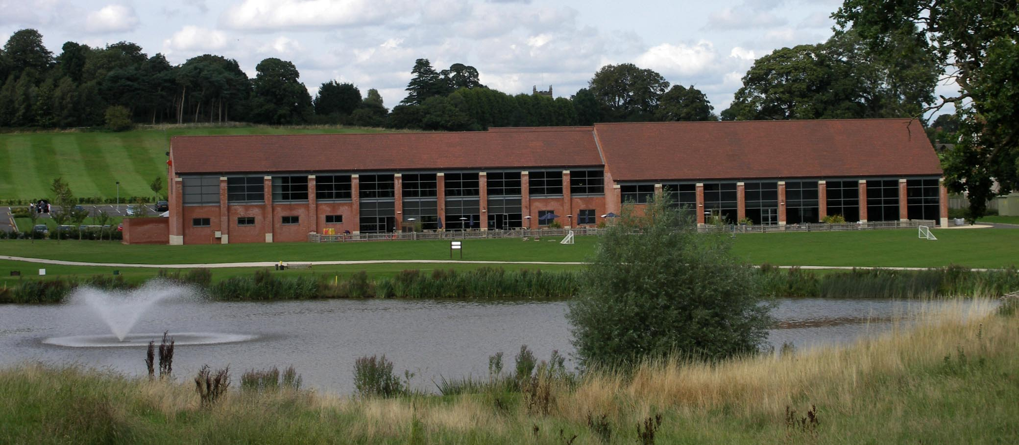 The Warwickshire Health Club