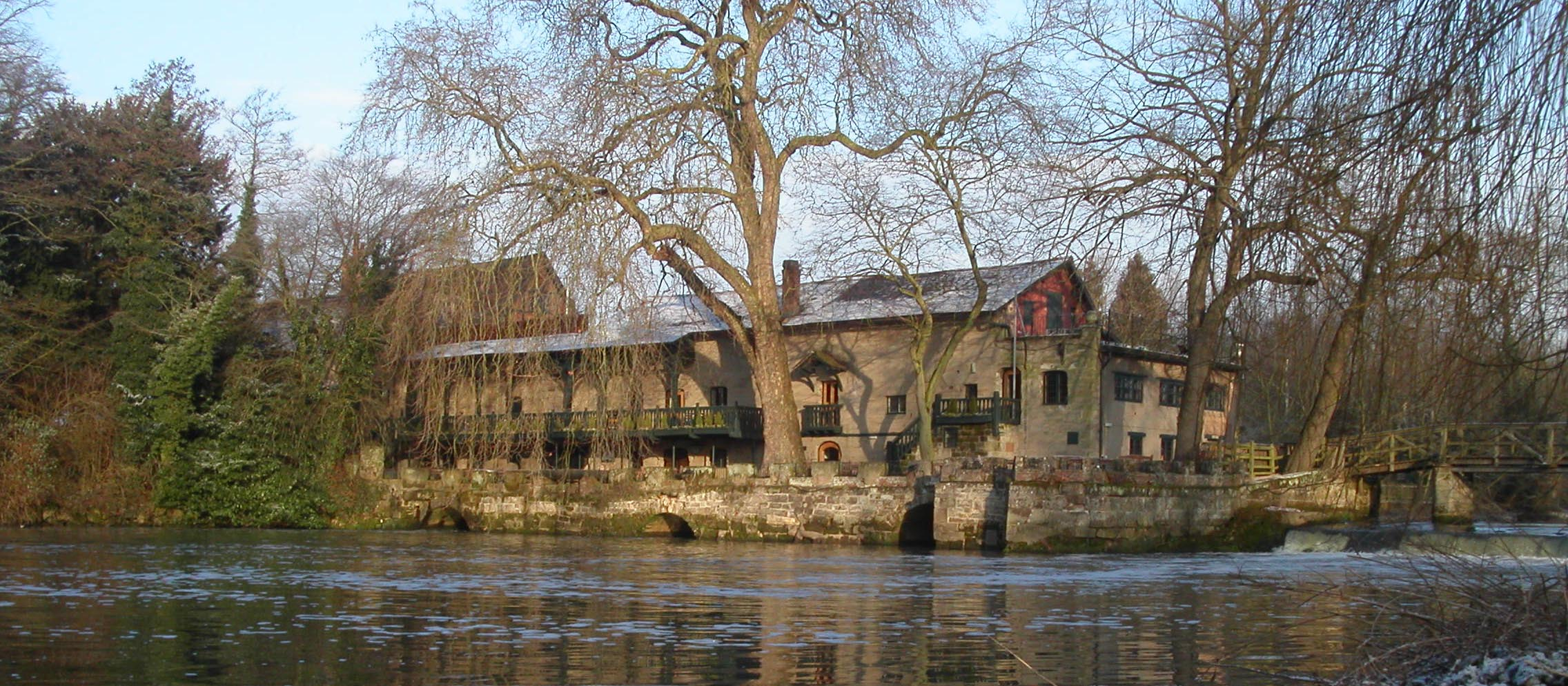 The Saxon Mill, Guy's Cliffe