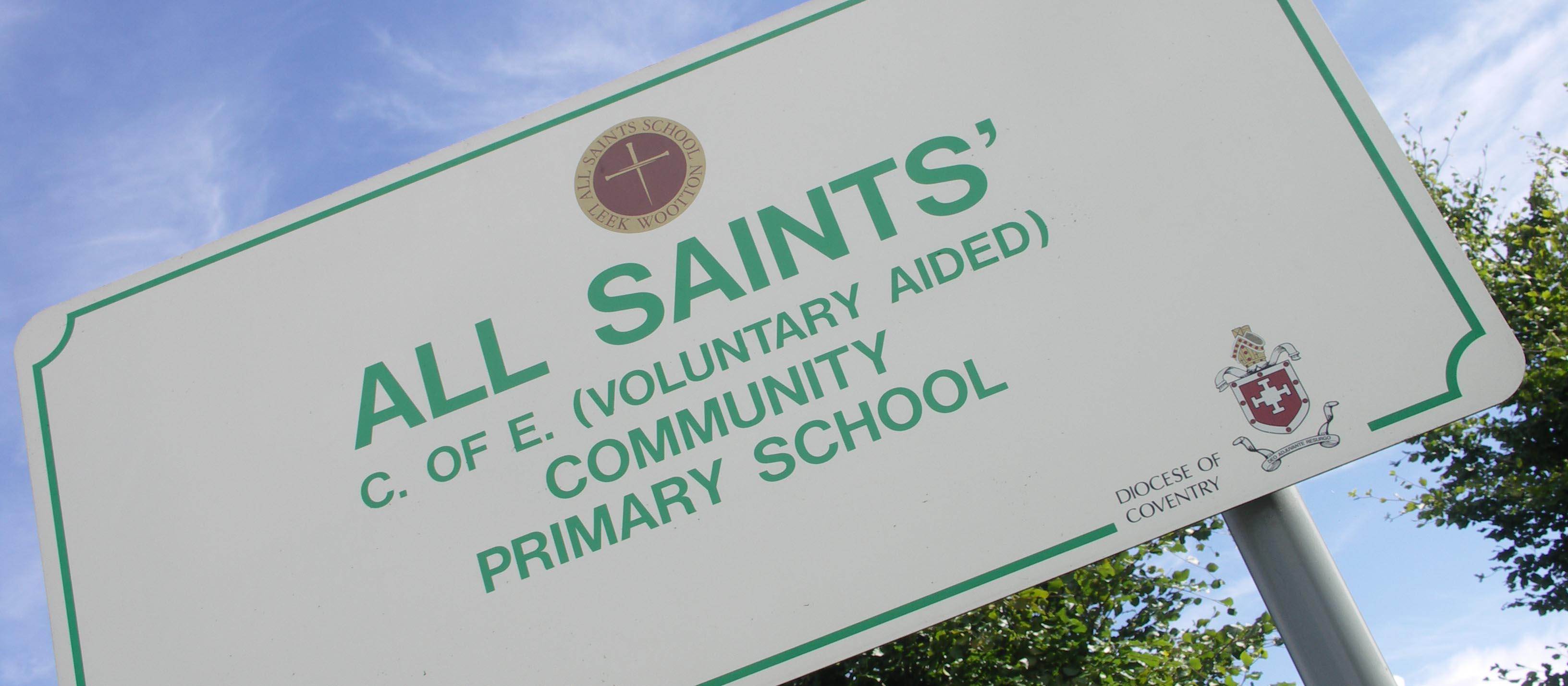 All Saints CE (VA) Community Primary School, Leek Wootton