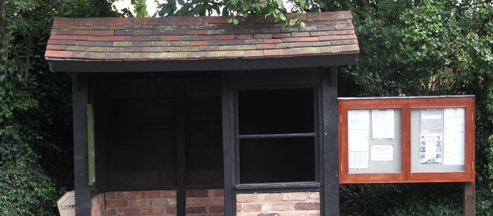 Warwick Road Bus Stop, Leek Wootton